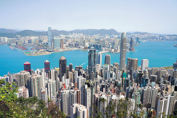 外派員租港樓月均逾$8萬 蟬聯最貴城市