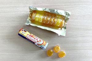 【二寶】二寶的神秘魔咒!網民:想食橙味就會開出全黃檸檬味