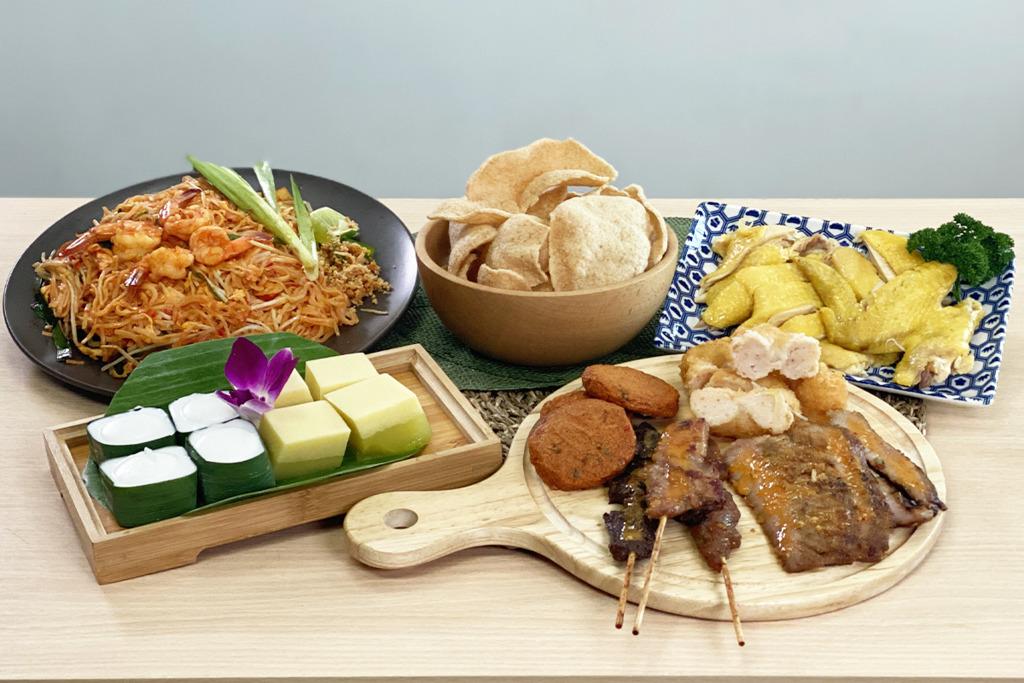 【到會2021】有9折優惠!全新泰國菜到會網站推CP值高套餐   鮮嫩海南雞/惹味串燒等15道菜