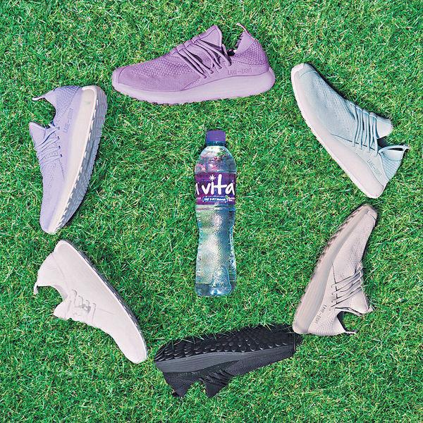 買2支維他™蒸餾水 贏限量運動鞋連索袋套裝