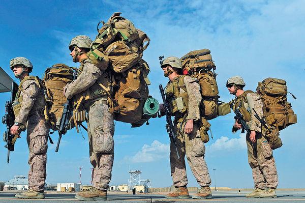 美軍下月起撤出阿富汗 911恐襲20周年前完成