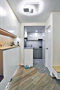 滲水屋42萬元大裝修 380呎1房變2房