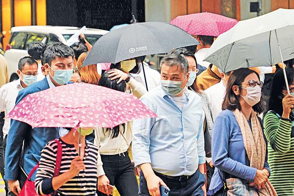 「舒力基」下周一料變超強颱風 周末多雲有雨