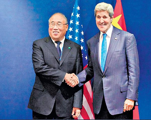 中美聯合聲明共抗氣候變化 期待本周四峰會