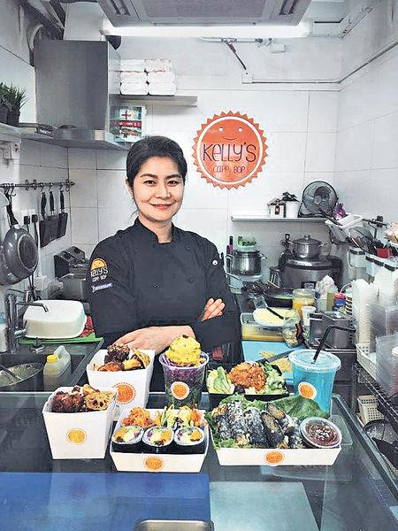 韓國美女廚師的餐桌