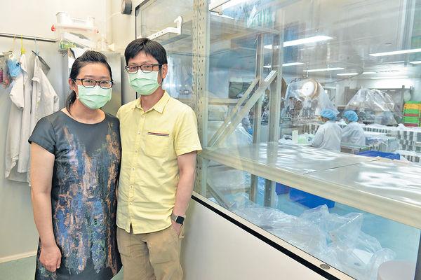 兒科醫生自資開設口罩廠 疫情下決意守護大眾健康