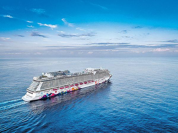 你的另一個「旅遊」選擇——郵輪公海遊