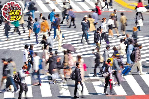 疫情惡化 東京大阪擬再頒緊急令 印度新確診再破頂 新德里封城