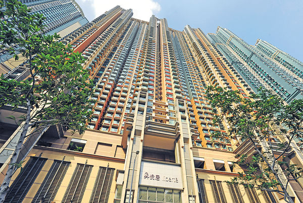 昇悅居517呎大兩房 售千萬創同戶型3年高