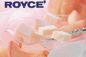 【日本手信零食2021】日本Royce白桃生朱古力 用上日本白桃果肉+桃味利口酒!