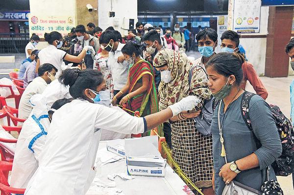 全球疫情惡化 新症連升8周