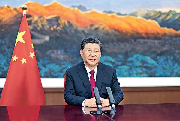 習近平強調中國永不稱霸 不能被別國單邊主義「帶節奏」