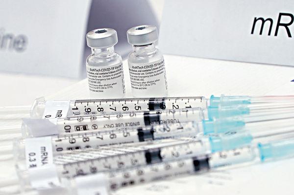 3疫苗應對變種毒效力皆降 復必泰跌9成