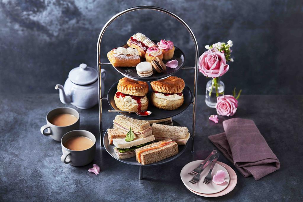 【母親節2021】自製tea time!馬莎推出母親節茶點8折優惠   英式鬆餅/咖啡卷蛋/紅絲絨蛋糕
