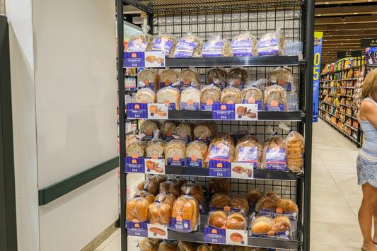 【Bakehouse】精品袋裝麵包15年酸種  36hrs發酵酸種包