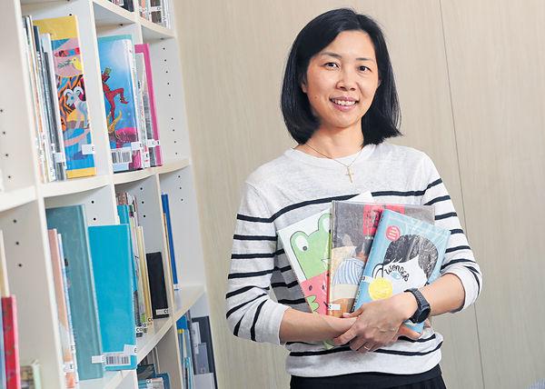 碩士媽媽分享 培養孩子閱讀興趣 從嬰兒期開始