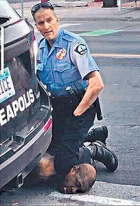 弗洛伊德案 跪頸警謀殺罪成 拜登稱判決正義來臨