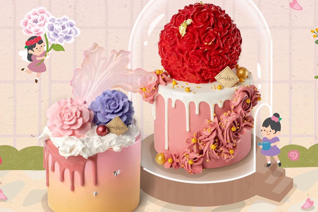 【母親節蛋糕2021】香港7間連鎖蛋糕店母親節蛋糕推介 La Famille戚風蛋糕/Häagen-Dazs雪糕蛋糕/A1/聖安娜/純素選擇