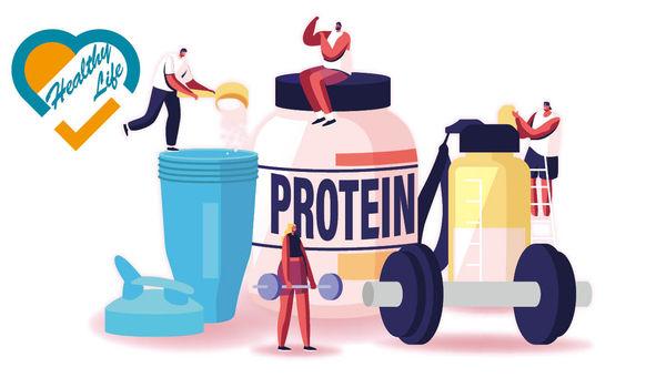 亂飲健身奶粉 增肌不成反致肥