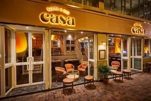 【西營盤美食】西環新開三層意式餐廳及酒吧Casa Cucina & Bar  威尼斯建築風格/手工意粉/地中海特色Cocktail