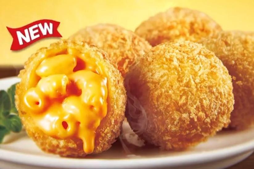 【韓國KFC】韓國KFC推出期間限定美食   超濃郁炸芝士通心粉球