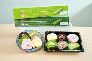 【日東卷蛋】日東卷蛋邊度買?日本直送大熱甜品Donki/網店有售現貨