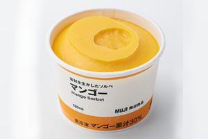 【日本甜品2021】MUJI 無印良品雪糕杯日本新登場 澤西牛奶/焙茶/草莓/芒果雪葩