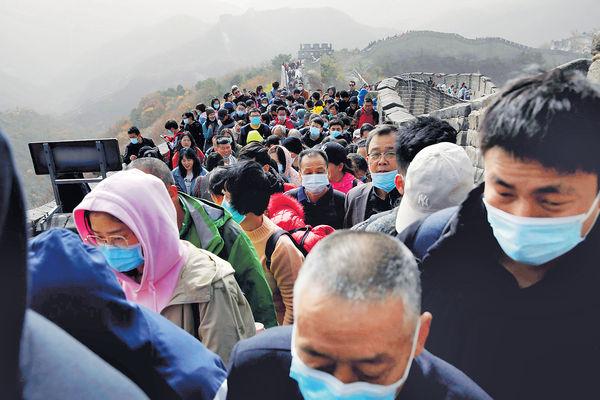 60年來首降 英媒引消息︰中國人口跌破14億