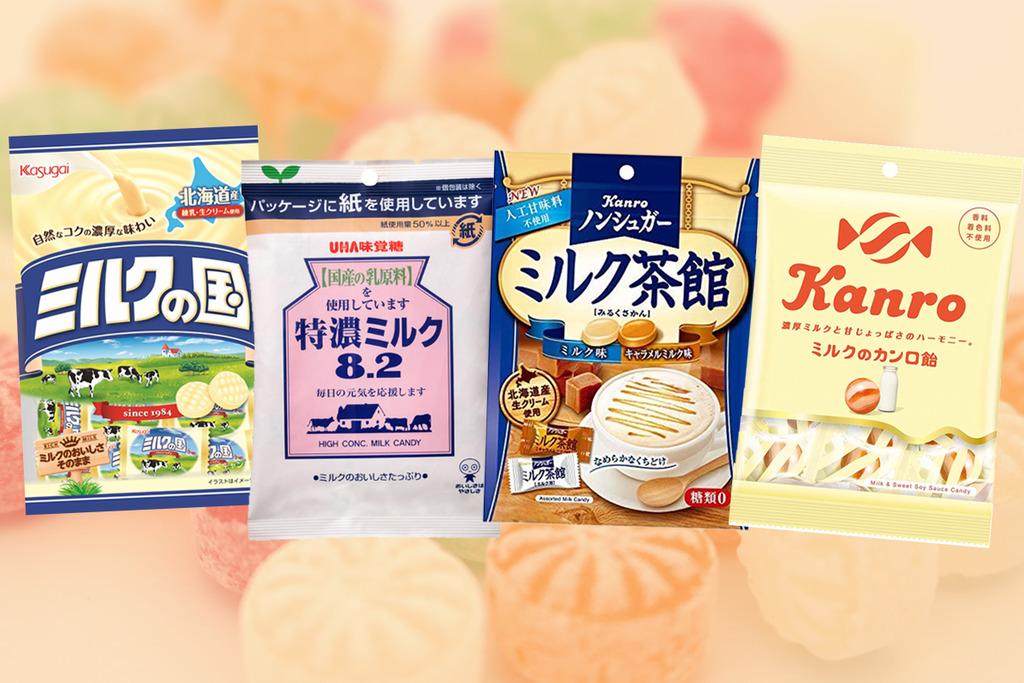 【牛奶糖推介】不二家牛奶妹、森永都不上榜!15款人氣日本牛奶糖排行榜