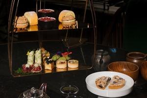 【尖沙咀下午茶】K11 MUSEA Artisan Lounge推限定北歐風味下午茶 牛油果蕃茄撻/牛肝菌批/檸檬忌廉蛋卷/日本白桃茉莉花奶凍/沖繩黑糖布丁