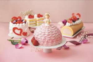 【母親節2021】Mon cher推出全新母親節限定蛋糕  女神造型紅莓忌廉蛋糕