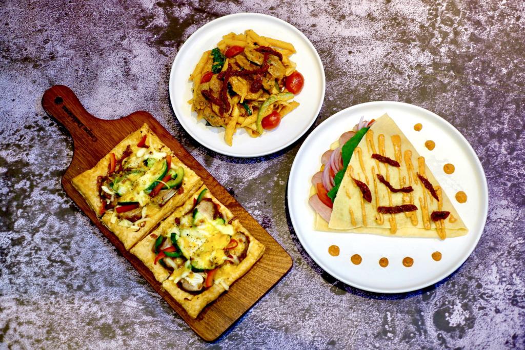 【灣仔美食】灣仔法式可麗餅專門店Crêpe Delicious首推秘製Fusion鴨胸肉菜式   母親節優惠$58加購可麗餅