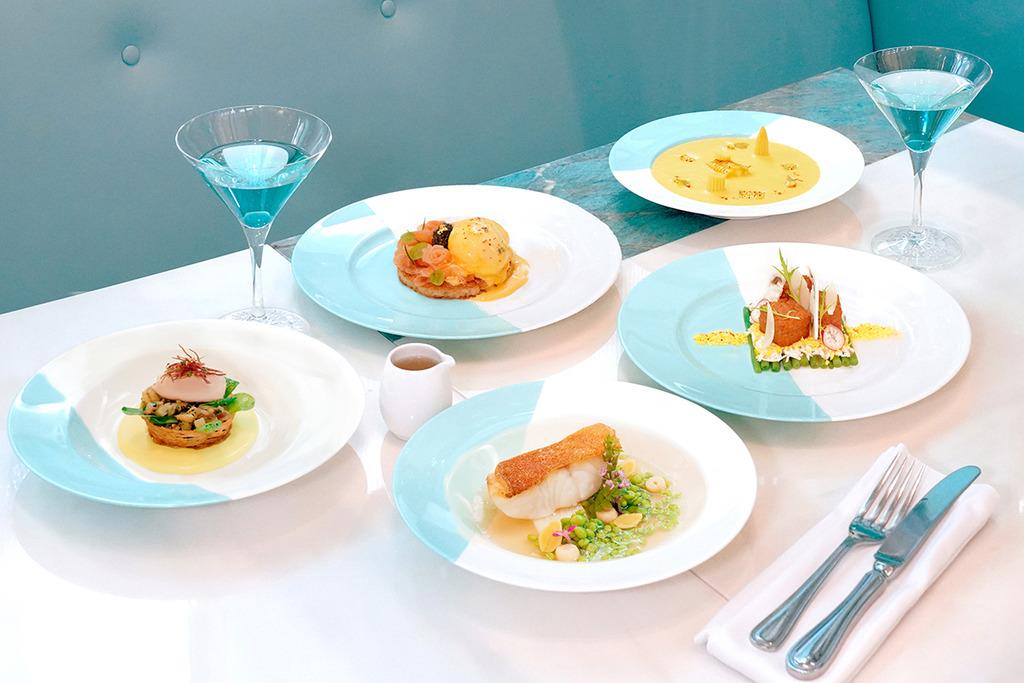 【尖沙咀美食】Tiffany Blue Box Cafe推出4人優惠套餐 全日menu新增招牌早餐款式