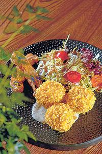 春日品嘗創意中法Fusion素菜