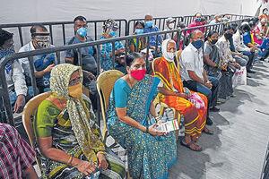 世衞加強監控 全球10變種毒 印度累計確診破2000萬