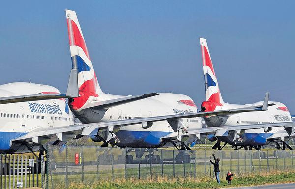英國愛爾蘭周五料復飛港 需酒店檢疫21日