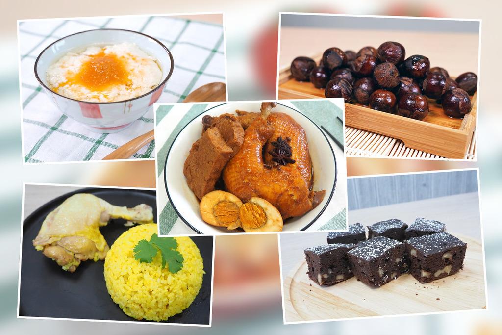 【電飯煲食譜】7款電飯煲料理食譜懶人包!滷水雞髀/海南雞飯/豆腐花/豉油雞/朱古力Brownie