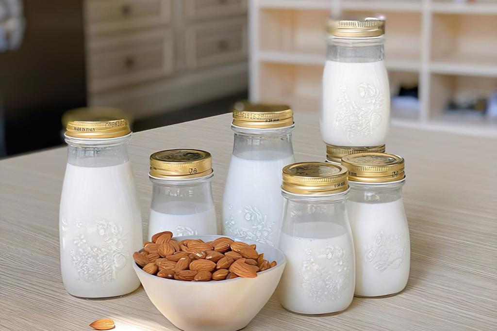 【素食營養】植物奶並不能完全代替牛奶! 營養師分析5種常見植物奶營養價值