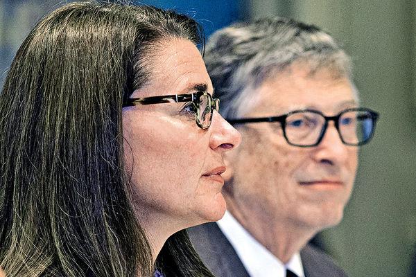 蓋茨分身家 $140億股票轉讓梅琳達