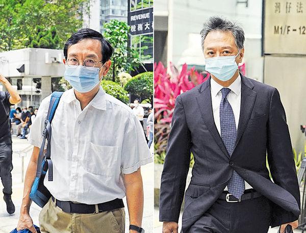 壹傳媒3人涉欺詐 控方申國安法官處理