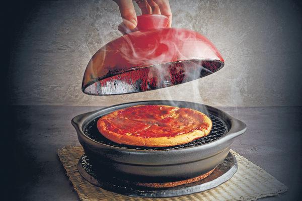 煙熏主題日本料理 櫻花木熏添香氣