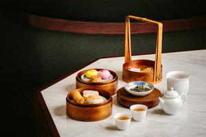 【中環美食】中環新開點心茶館福和雍 創意手工點心/粵式下午茶/頂級中國茶