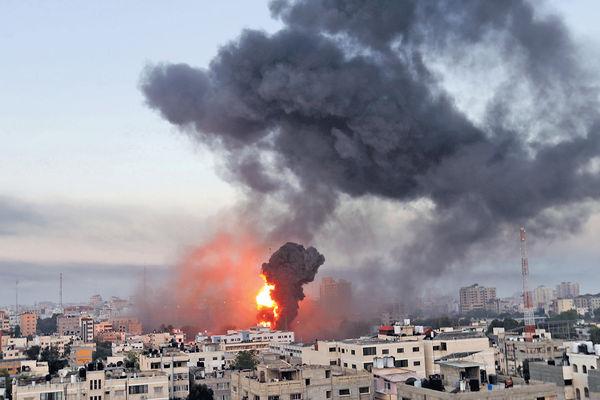 以巴衝突逾70死 拜登︰以色列有權自衞