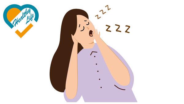 不只日間眼瞓 渴睡症4大症狀