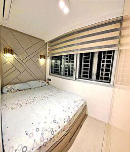 355呎居屋45萬裝修 雲石地磚加地暖設計