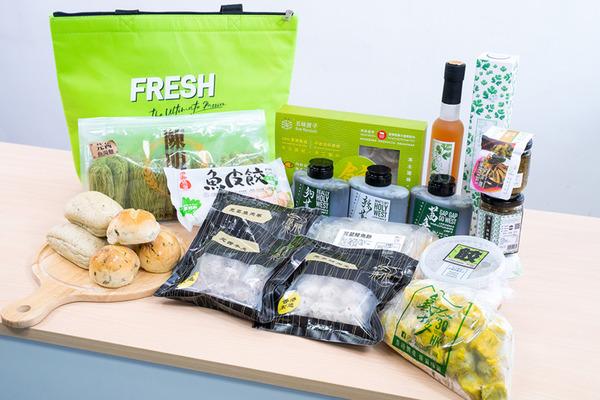 【芫荽美食】FRESH超市搜羅近20款芫荽食品!有齊芫荽燒賣/芫荽酒/芫荽醬/芫荽魚麵/芫荽水餃