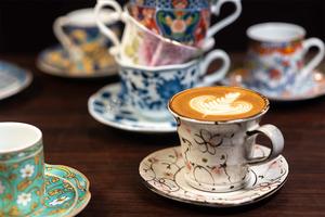 【旺角Cafe】日本京都復古喫茶店Sonia Coffee登陸旺角 昭和焦糖布甸/虹吸咖啡/薄Pancake
