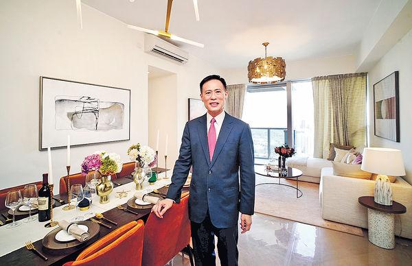 凱滙4房樓王售$2915萬 創項目標準戶新高