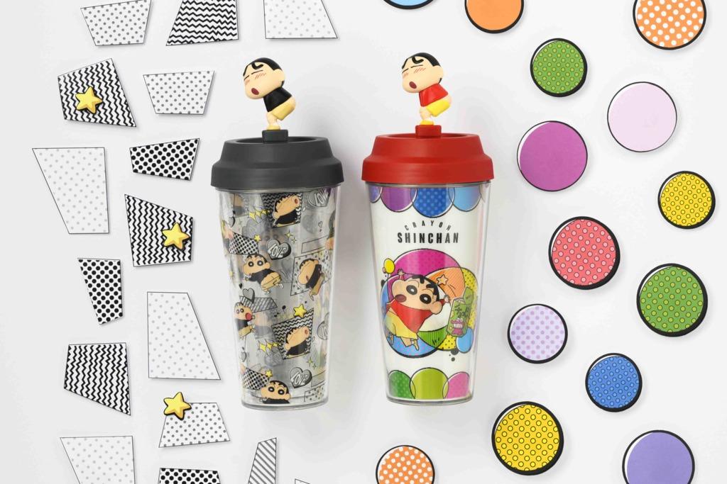 【便利店新品】7-Eleven便利店 x 蠟筆小新再推優惠!買10張咖啡券即送限量版小新雙層杯