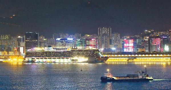 郵輪「公海遊」料暑假啟航 船員乘客或須打齊兩針